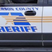 Generic County Sheriff Vehicle Decals