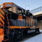 ABC Railway GP40 Locomotive Decals
