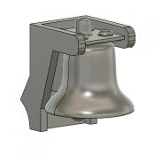 GP9 Hood Bell Detail Part