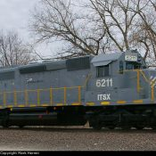 In-Terminal Services – ITSX Locomotive Decal Set