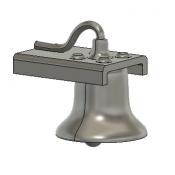 Chessie Hood Bell Detail Part