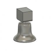 Underframe Bell Detail Part