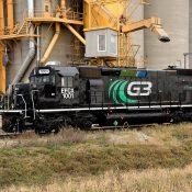 G3 Canada – Small Logo EFCX 1001-1002 Locomotive Decal Set