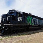 G3 Canada – EFCX 1003 Locomotive Decal Set