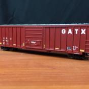 Customizable GATX Leasing Boxcar Decals