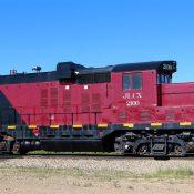 Gardiner Dam Terminal – JLCX 2100 Locomotive Decal Set