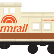 Farmrail Caboose Decal Set