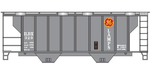 SD60i Decal Set TRRA Terminal Railroad Association N Scale