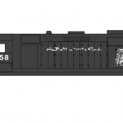 Conrail Locomotive GP35 exPC Faded Logo Decals